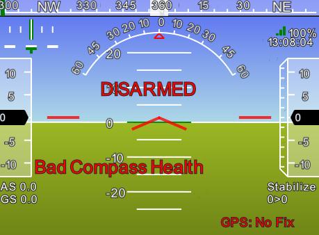 bad compass health