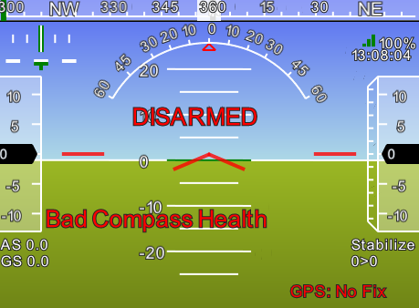 bad compass health