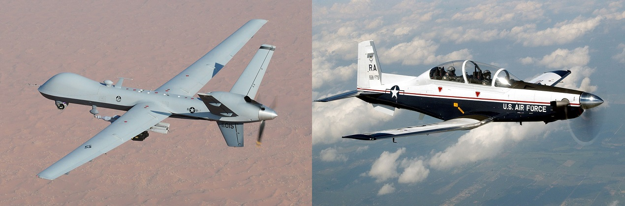 Manned Versus Unmanned